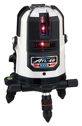 KDS 超・高輝度レーザー乾電池モデル SUPER RAY 本体のみ 取寄品 ATL-46A