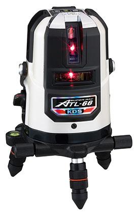 KDS 超・高輝度レーザー乾電池モデル SUPER RAY 本体のみ 取寄品 ATL-66A