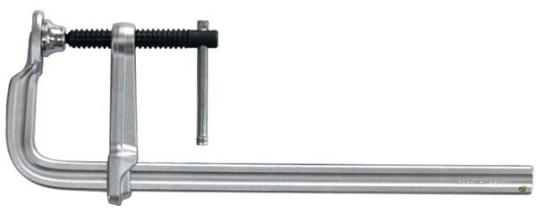 エビ エビ万力L型クランプ バーハンドル強力型 1115mm 取寄品 BH10012A