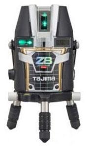 タジマ レーザー墨出し器 ゼロブルーリチウムKY ※取寄品 ZEROBL-KY
