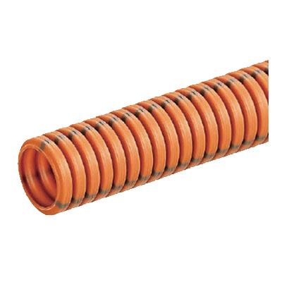 未来工業 ミラフレキCD(オレンジ/青ライン)54mm×30m(1巻価格) ※受注生産品 MFCD-54B