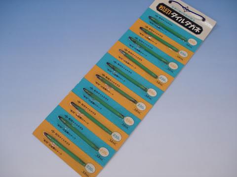 超特価 在庫処分価格 松印 タイルタガネ ポンチ アルデ 10本価格 お得なキャンペーンを実施中 丸2.0mm