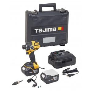 タジマ 太軸インパクト F300A6ASET 充電池6Ahセット 取寄品 PT-F300A6ASET