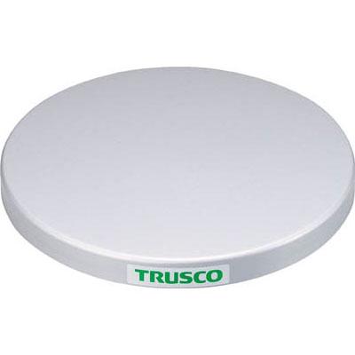 トラスコ 回転台(100kg型・スチール天板)外径400mm TC40-10F