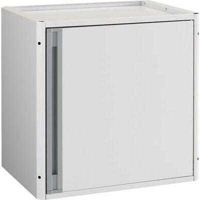 トラスコ カスタムワゴン用キャビネット 600×437×600mm ホワイト 代引不可 メーカー直送品 TAC-TSETW
