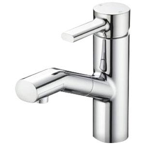 KVK 洗面用シングルレバー式混合栓 ※取寄品 KF909