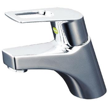 KVK 洗面用シングルレバー式混合栓 eレバー ※取寄品 KM7001TEC
