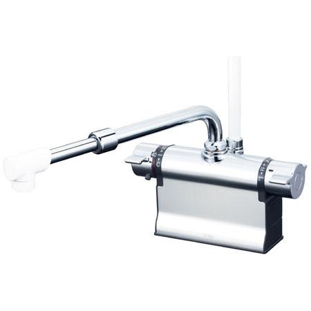 KVK 寒 デッキサーモシャワー 伸縮mmパイプ付き ※取寄品 KF3011ZTSJ