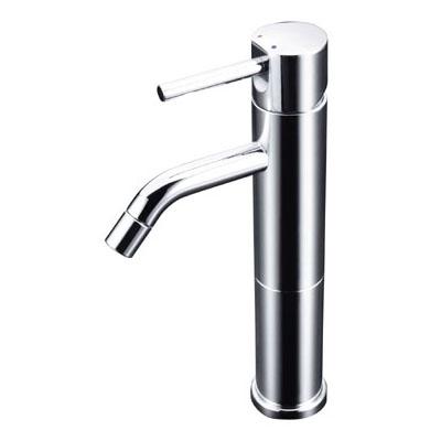 KVK 洗面用シングルレバー式混合栓ロングボディ 銅管 ※取寄品 LFM612-108