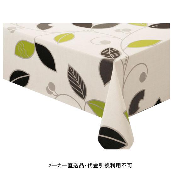 テーブルクロス ロール ニューファブリッククロス グリーン 幅120cm 20m巻 メーカー直送 代引不可 明和グラビア NFC-102 ( ロール物 テーブル テーブルクロス ビニール ビニル 塩化ビニール )