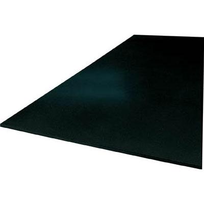 トラスコ 作業台用ゴムマット 1800×750×5mm 黒【代引不可・メーカー直送品】 GM5D-1800