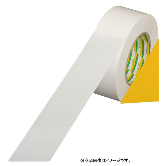 耐久ラインテープ ホワイト 1箱10巻 50mm×50m 取寄品 ダイヤテックス TL-15-WH