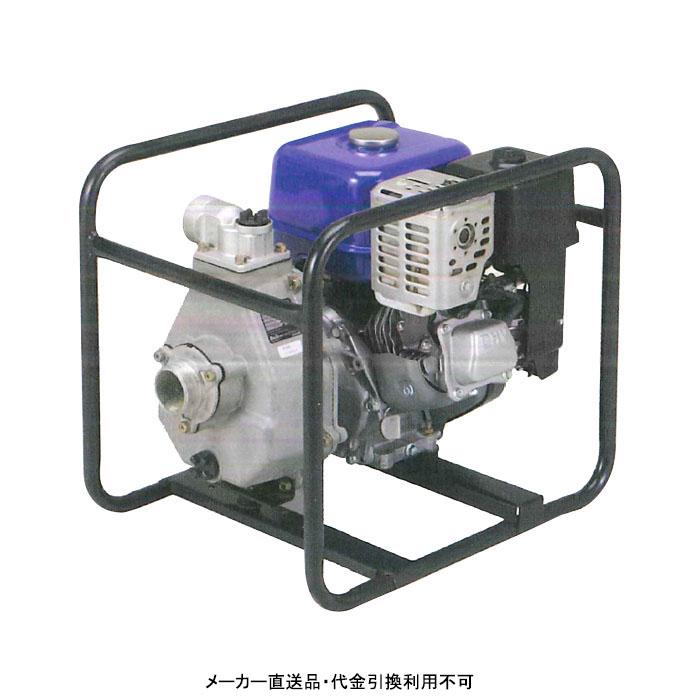 一般排水用エンジンポンプ TEH型 口径50×50mm 高揚程型 ガスG2 メーカー直送品 ツルミポンプ TEH3-50AG