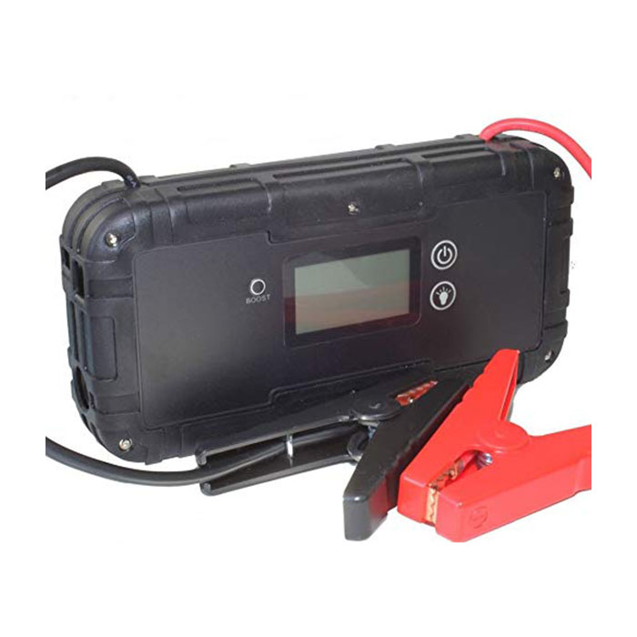 キャパシタジャンプスターター(リチウム電池搭載) 取寄品 ムサシトレイディング FCJ-800L ( 充電 放電 メンテナンスフリー )