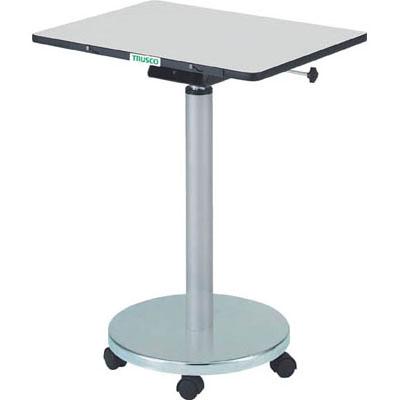 トラスコ 補助テーブル 600×450×700~900mm【代引不可・メーカー直送品】 ME-4560