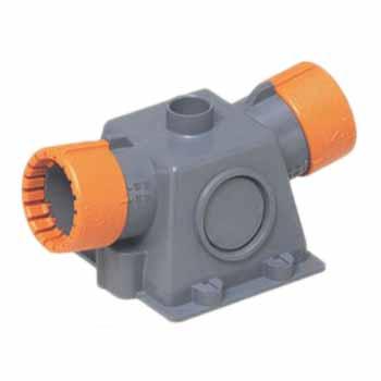 プラスエンド(Gタイプ・スクリュー釘なし)PF管22用 50個価格 未来工業 MFSE-22WPG