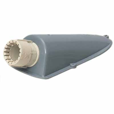 エンドカバー(Gタイプ・標準タイプ)PF管28用 50個価格 未来工業 MFSE-28G