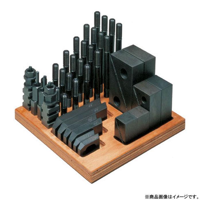 ステップクランプキット(M18)T溝20 取寄品 スーパーツール 2018CK
