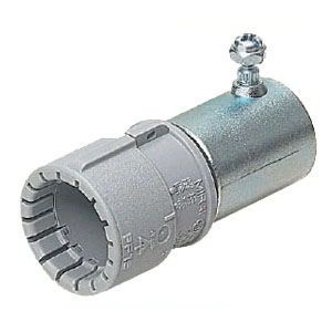 CPアダプタ- 今ダケ送料無料 Gタイプ PF管16⇔薄鋼19 ミルキーホワイト 100個価格 MFSCP-16GM 未来工業 激安特価品