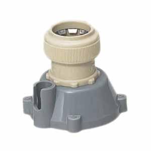 仮枠ブッシング(ワンタッチ型)PF管16用 FPH-16Y 100個価格 未来工業 FPH-16Y
