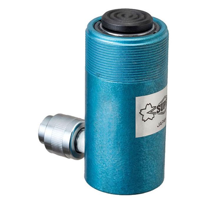 油圧シリンダ(単動式)5×75mm 取寄品 スーパーツール HC5S75