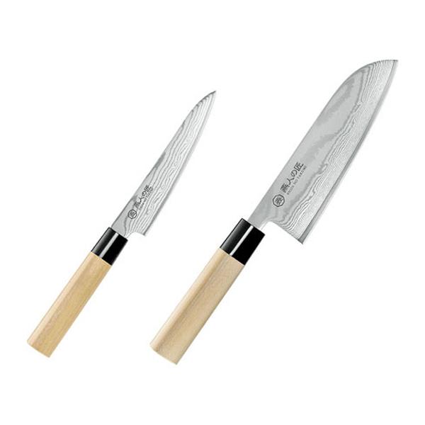 燕人の匠 三徳165&ペティナイフ130 取寄品 ヨコヤマ ETW-3000