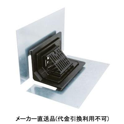 鋳鉄製ルーフドレイン よこ引き用 鋼製下地断熱屋根工法用 屋上用(呼称100) カネソウ WHXA-6-100