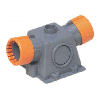 プラスエンド(Gタイプ・スクリュー釘無)CD単層波付管22用 50個価格 未来工業 CDE-22WPG
