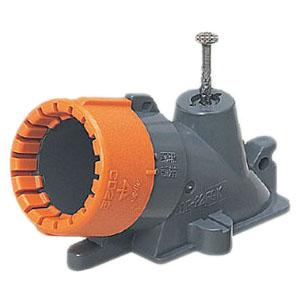 F・ころエンド(Gタイプ・スクリュー釘付)CD単層波付管36用 グレー 30個価格 未来工業 CDE-36FGK