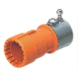 GPアダプター(Gタイプ)CD単層波付管16⇔厚鋼16 200個価格 未来工業 CDGN-16G