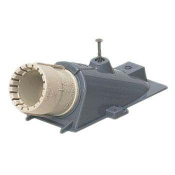 エンドカバー(コンパクト型・スクリュー釘付)PF管28用 50個価格 未来工業 MFSEC-28G