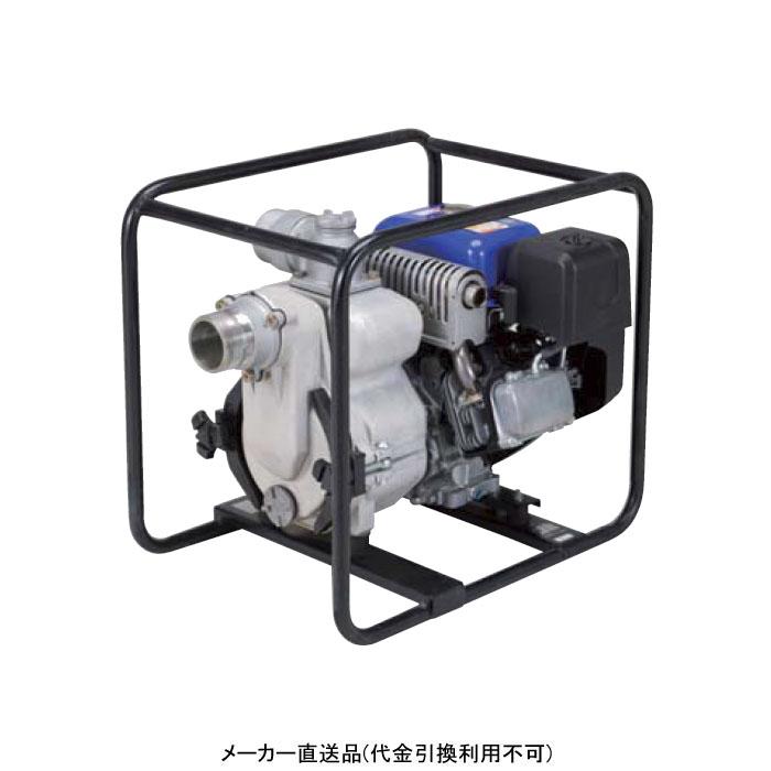 泥水排水用エンジンポンプ 買収 メーカー直送 代引不可 受賞店 TED4-50A ツルミポンプ