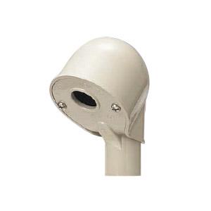 エントランスキャップ(一つ穴)適合管VE16 ミルキーホワイト 30個価格 未来工業 MEC-16AM
