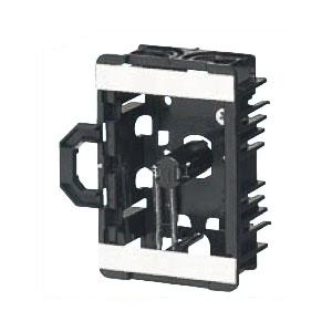 センター磁石付軽間ボックス(1ヶ用・標準品36mm) 100個価格 未来工業 SB-KMA1G