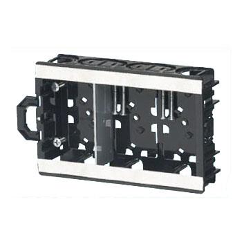 未来工業 軽間ボックス(3ヶ用セパレーター付・標準品36mm) 20個価格 SB-KMA3