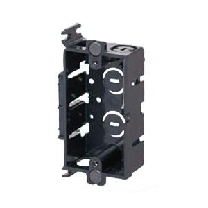 耳付スライドボックス(1ヶ用磁石付・標準品36mm) 100個価格 未来工業 SBM-G