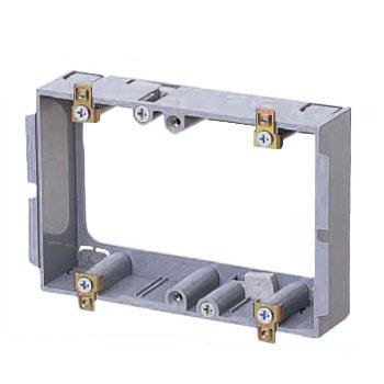 点検口用パネルボックス 3ヶ用 10個価格 未来工業 SBPT-3