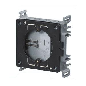 真壁用スイッチボックス(1ヶ用ワイド・丸型標準品深さ36mm) 20個価格 未来工業 SM36L-11P