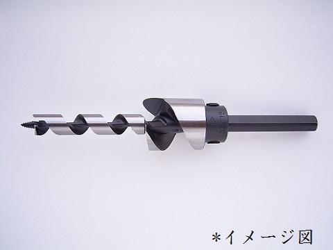 クメダ 二段錐 木工用 60mm×18mm K×A