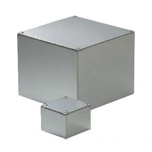 ステンレス製プールボックス(平蓋・アース端子付) 200×200mm 1個価格 ※受注生産品 未来工業 SUP-2020E
