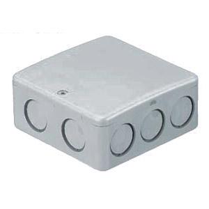 PVKボックス(Fタイプ・深型・ノック付)ミルキーホワイト PVK-BFNM 50個価格 未来工業 PVK-BFNM