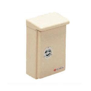 強化ボックス(浅形・屋根付・タテ型)扉片開き 1個価格 未来工業 FBS-3525YJ