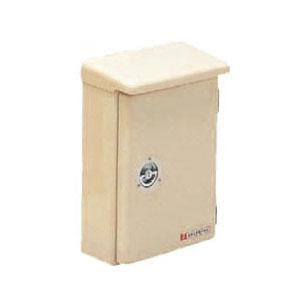 強化ボックス(浅形・屋根付・タテ型)扉片開き 1個価格 未来工業 FBS-4030YJ