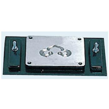 盛光 アルミ型板 はっそう A-2 (縦55×横70mm専用) DUAK-0020