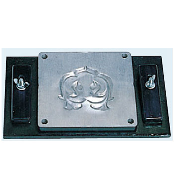 盛光 アルミ型板 はっそう D-2 (縦80×90mm専用) DUAK-0024