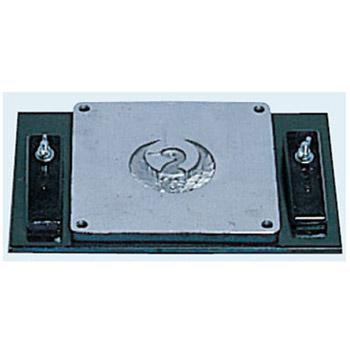 盛光 アルミ型板(動物型板 鶴) DUAK-0039