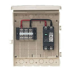 組込み用配線ボックス(引込口用)配線用遮断器タイプ 1個価格 未来工業 11D-124TB