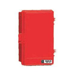 ウオルボックス 屋根無・タテ型(危険シール付)有効フカサ100 10個価格 未来工業 WB-2AOR