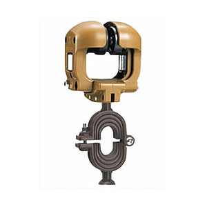 ケーブルカッシャー(H形鋼用)230型(CK-235) 4個価格 未来工業 CK-235