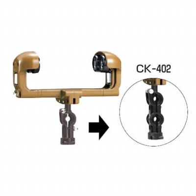 ケーブルカッシャー(I形鋼用)400型(CK-402) 4個価格 未来工業 CK-402